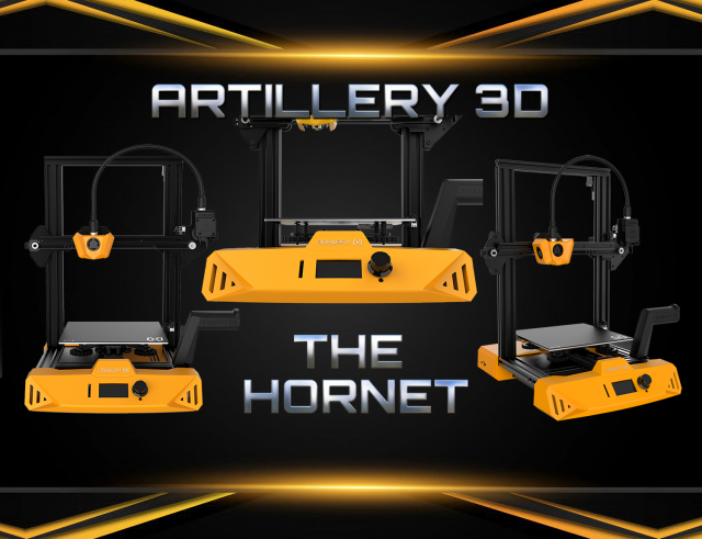 Artillery 3D Hornet: In Depth And Full Of Surprises...